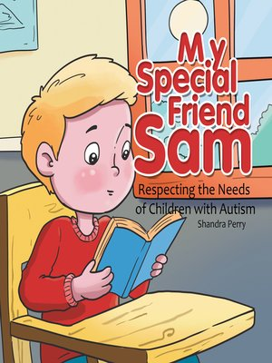 cover image of My Special Friend Sam